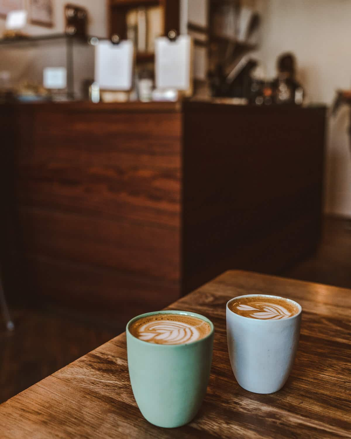 Edinburgh coffee shops - Fortitude Coffee