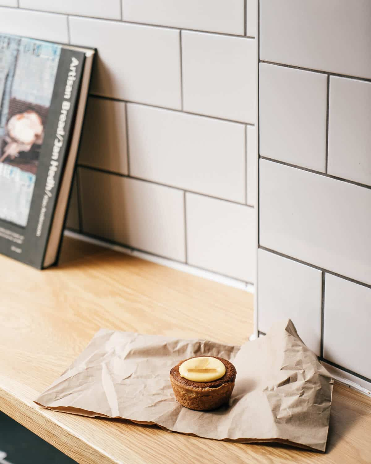 Edinburgh coffee shops - Soderberg Bakery