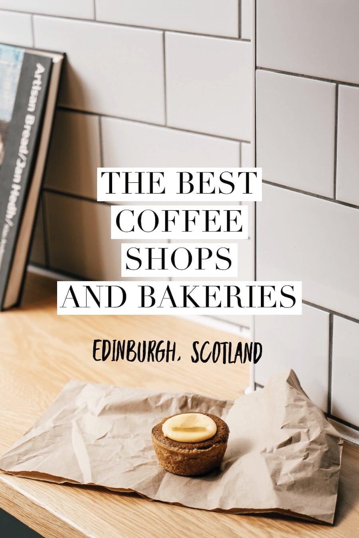 Edinburgh coffee shops