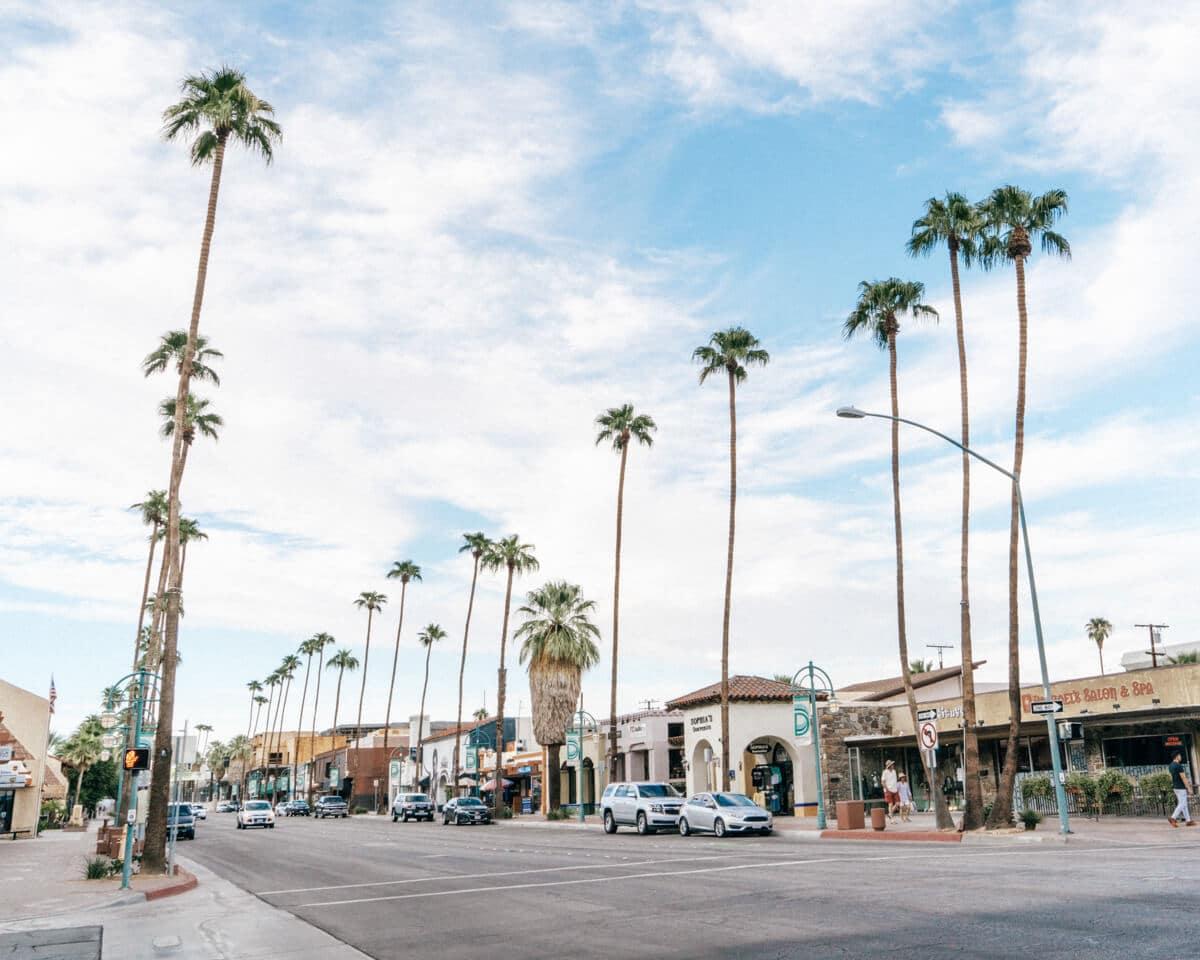 How to Plan a Palm Springs Weekend Getaway