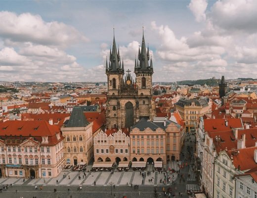 Photography Guide- Where to Find the Best Views of Prague