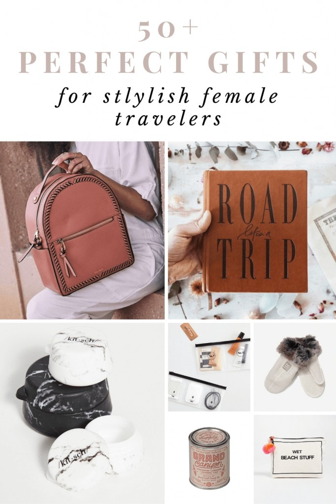 Stylish travel gifts for her pin cover