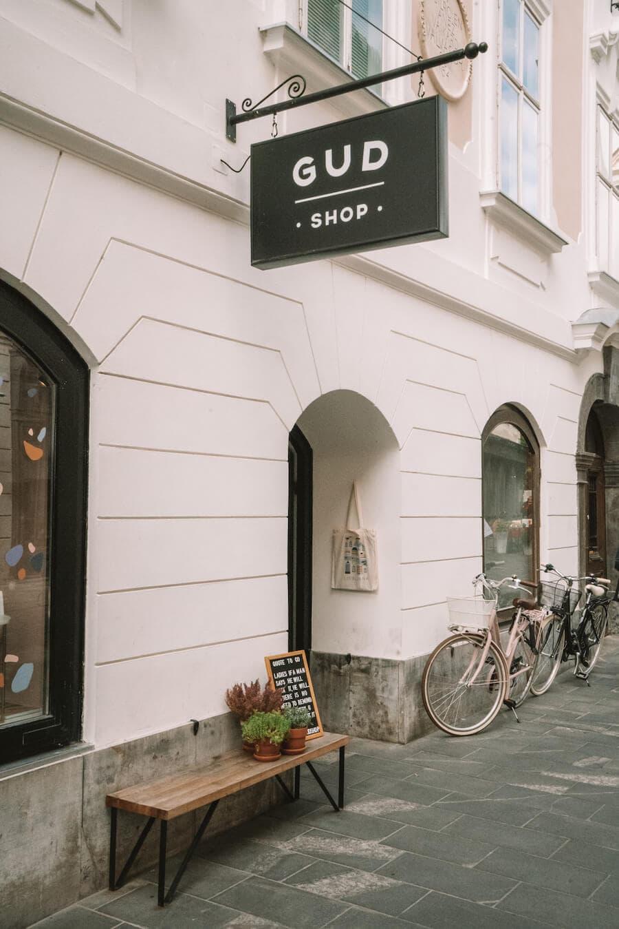 Gud Shop, Ljubljana
