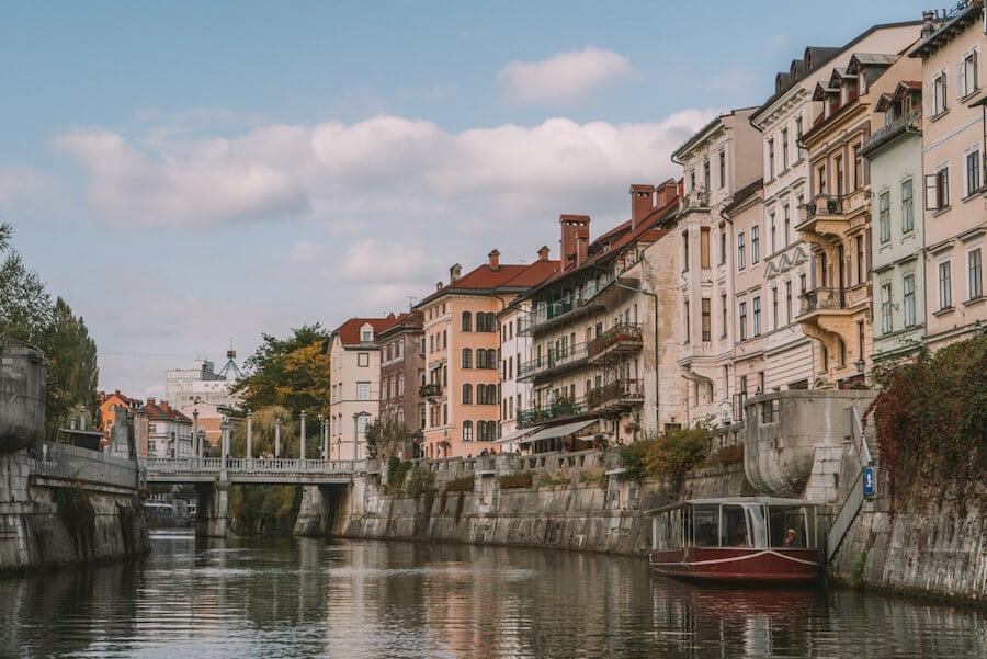 River Ljubljanica