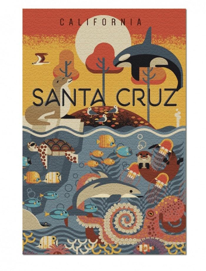 Santa Cruz puzzle