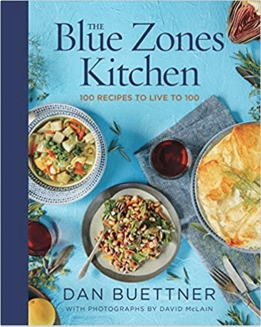 Blue Zones kitchen cookbook