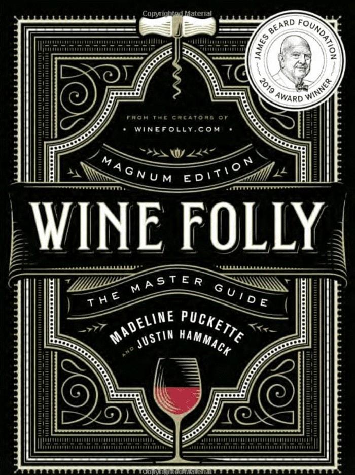 Wine Folly cookbook