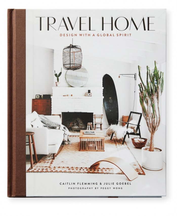Travel Home coffee table book