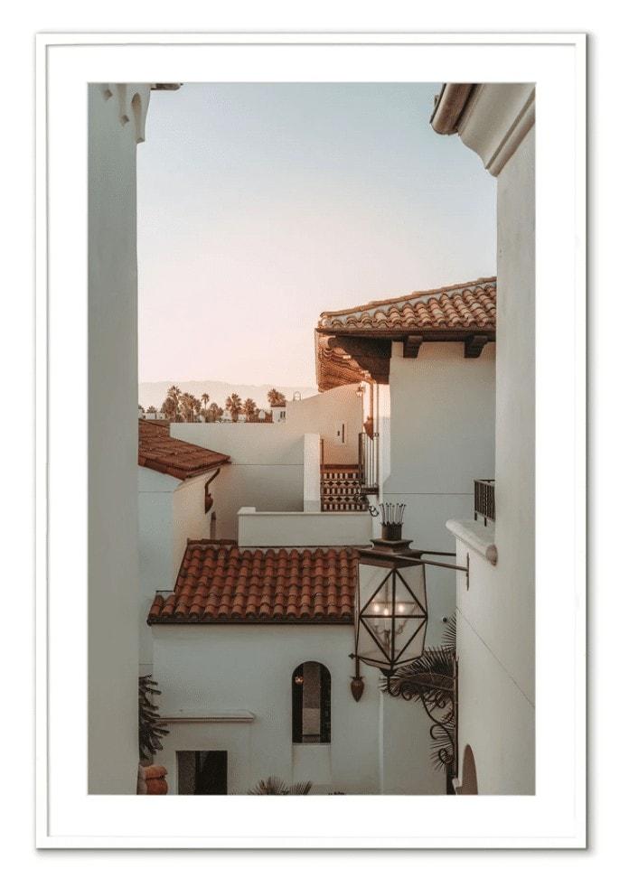 Fine art prints by Michelle Halpern - Hotel Californian