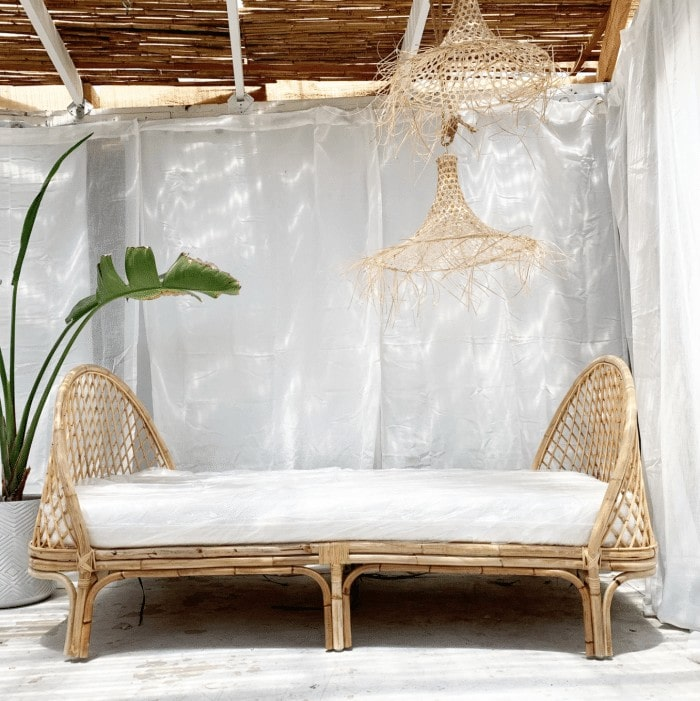 rattan furniture by the wicked boheme