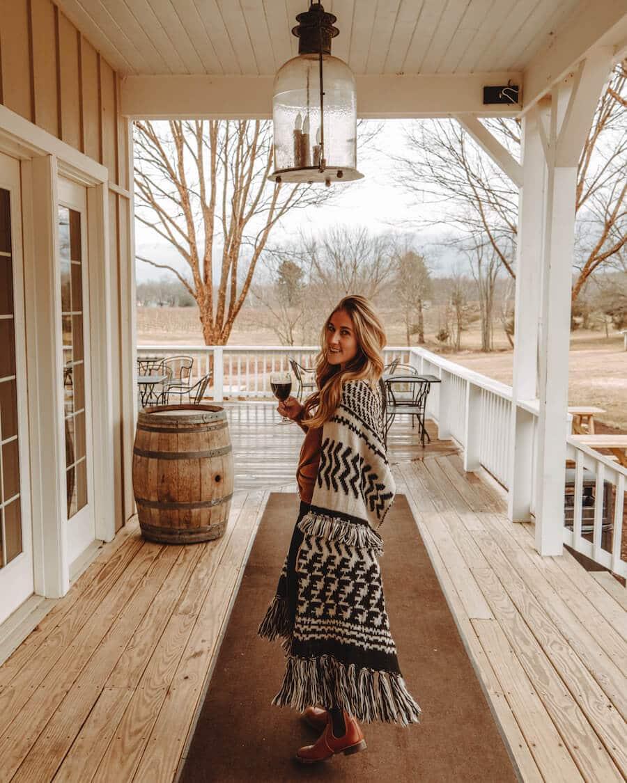 Veritas Winery, Monticello Wine Trail