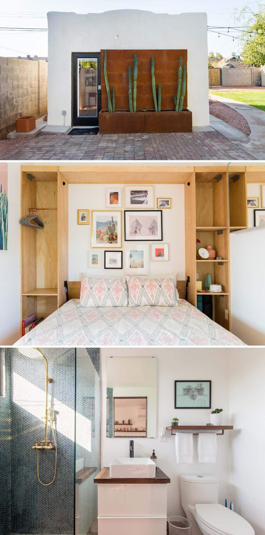Stylish casita Airbnb in downtown Phoenix, Arizona