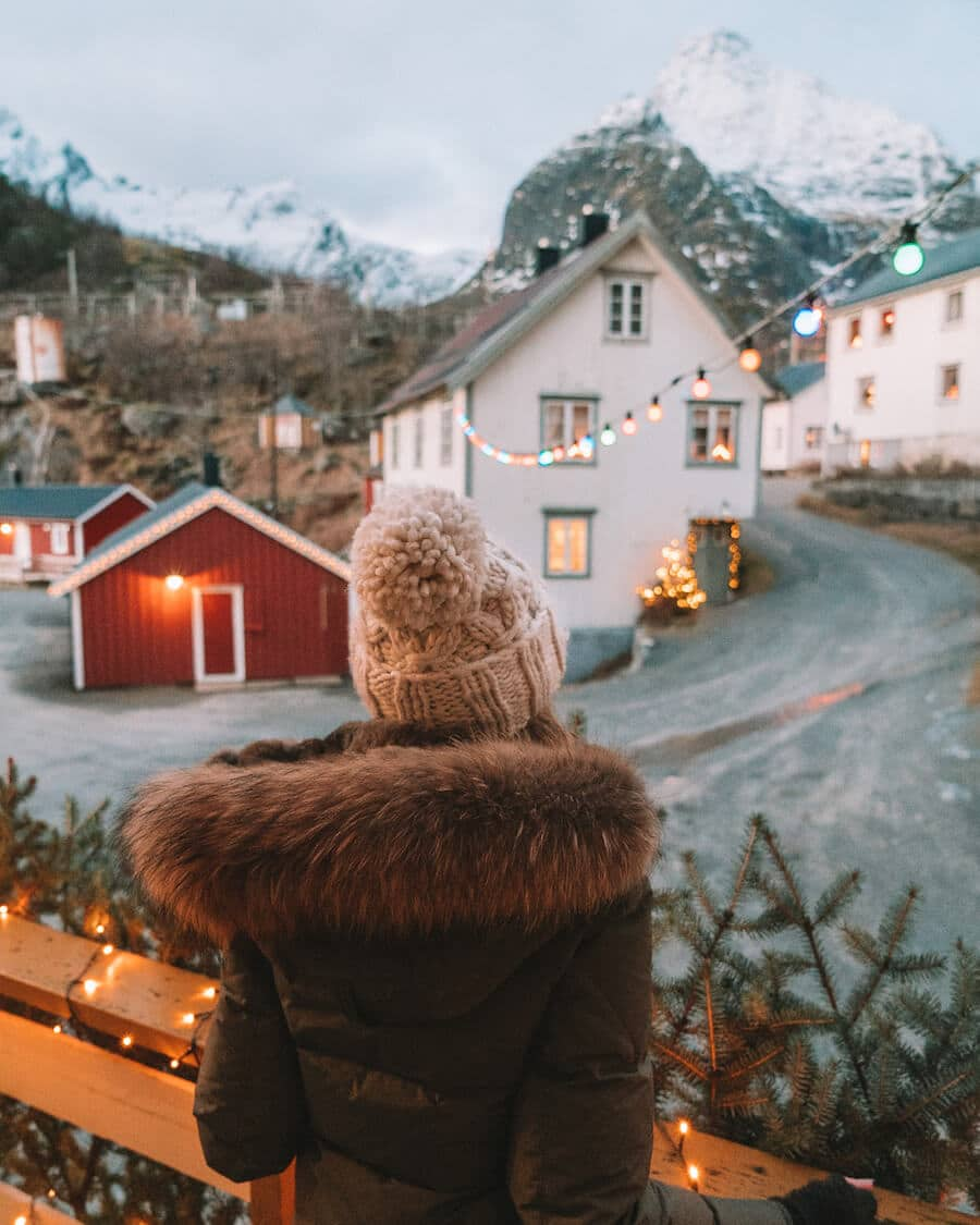 How I packed carry-on only for my winter trip to Norway
