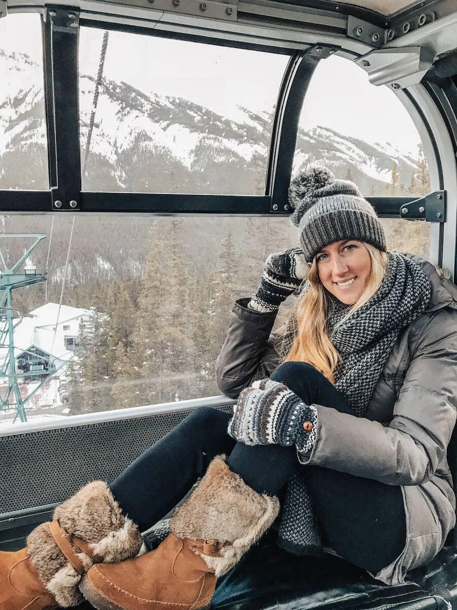 Banff Gondola outfit