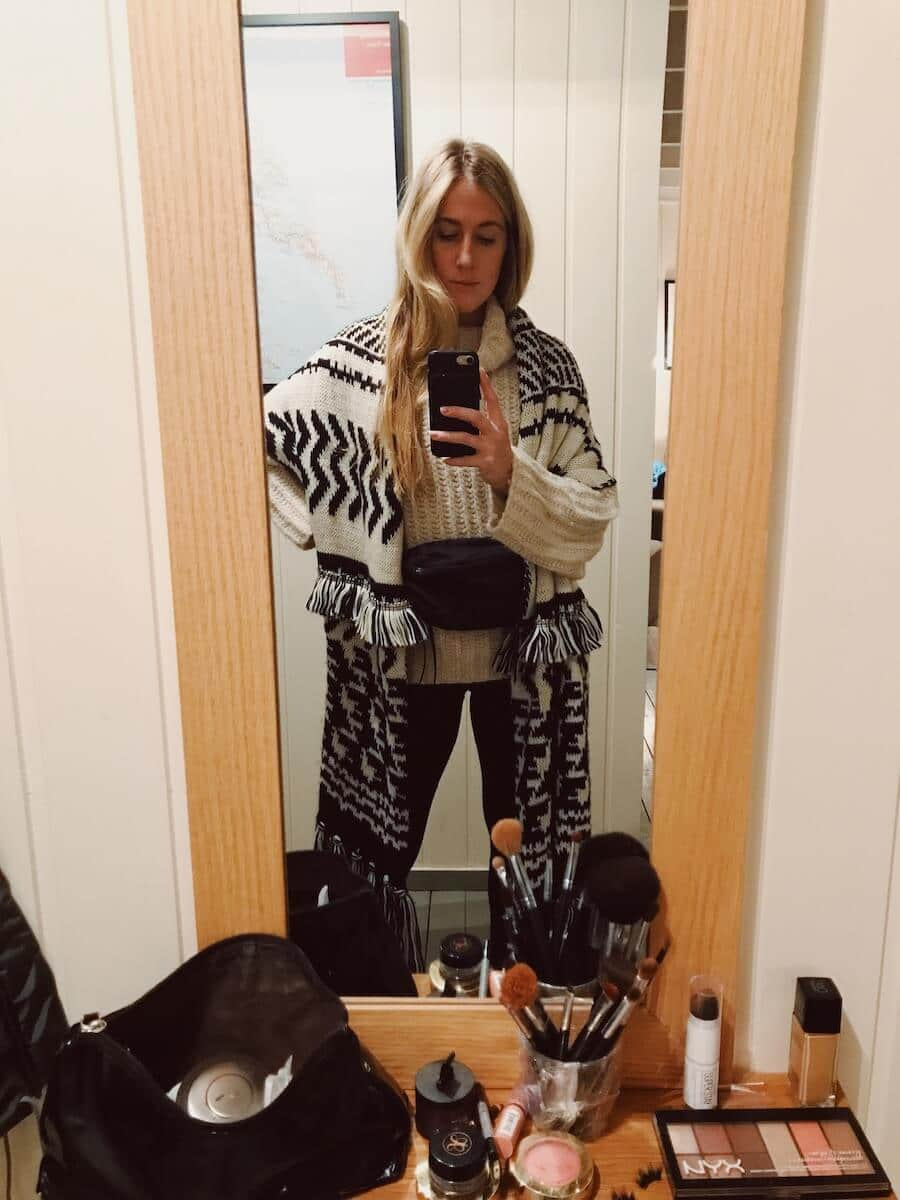 Winter style and packing tips