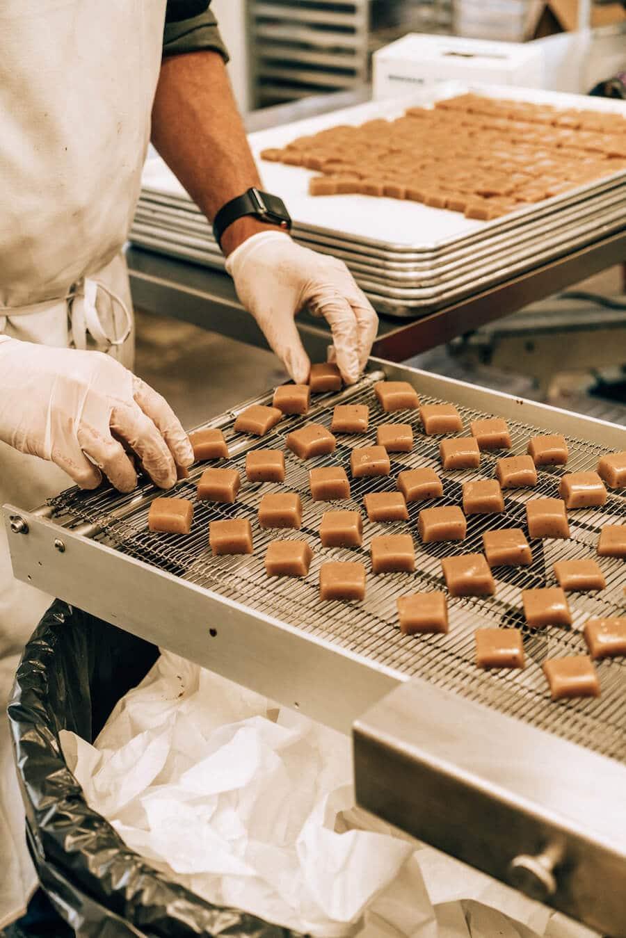 Gearthart's Chocolates in Charlottesville, VA