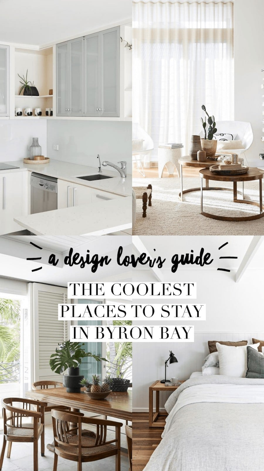 Best places to stay in Byron Bay