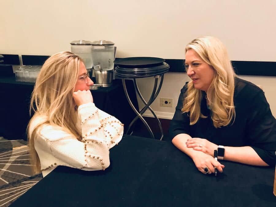Meeting Cheryl Strayed