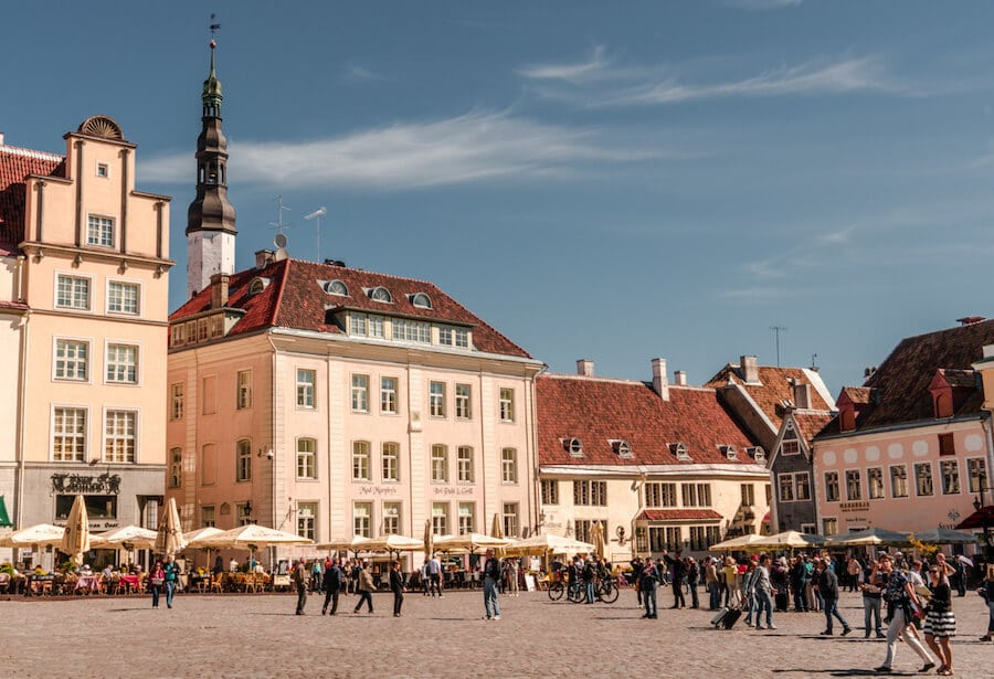 10 Fun Things To Do With One Day in Tallinn, Estonia