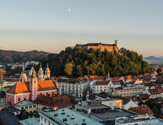 Photos to Inspire You to Visit Ljubljana, Slovenia