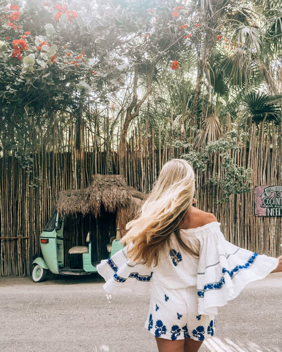 Outfit ideas for Tulum, Mexico