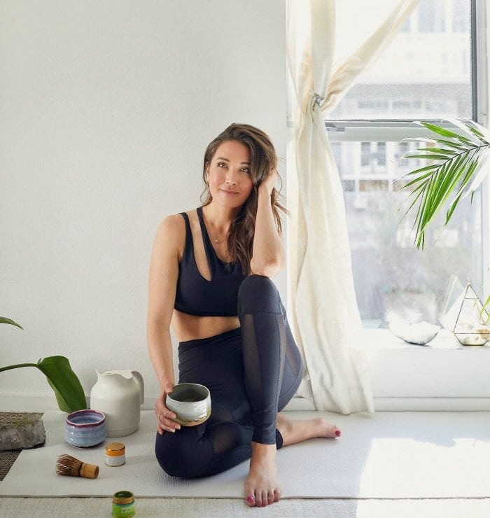 Chef and cookbook author Candice Kumai