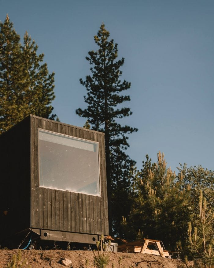 Exterior at the Getaway House in Big Bear