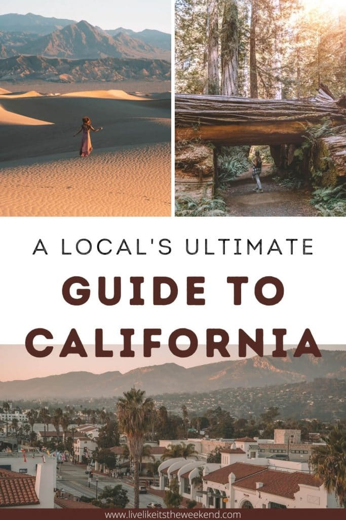 The Ultimate Local's Guide to California