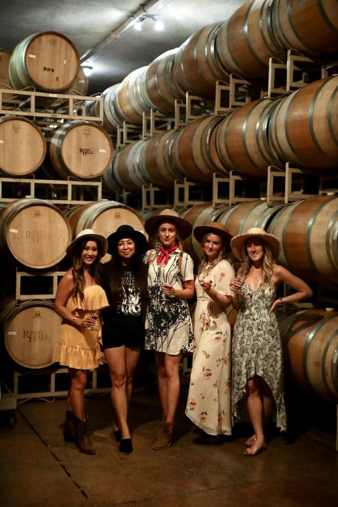 Girls trip to Paso Robles wine country