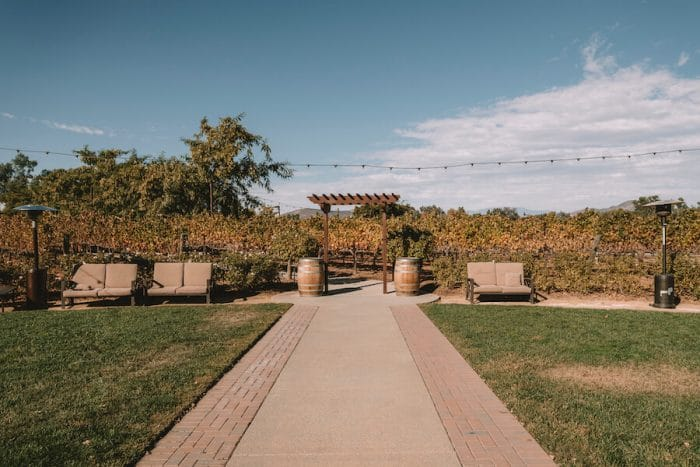 Lorimar Winery, Temecula - one of the best wine regions in California