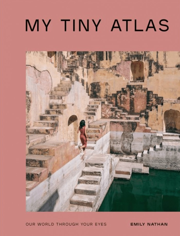 My Tiny Atlas coffee table book - best stylish gifts for her