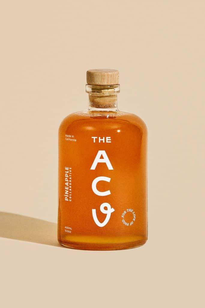 The Pineapple Collaborative apple cider vinegar