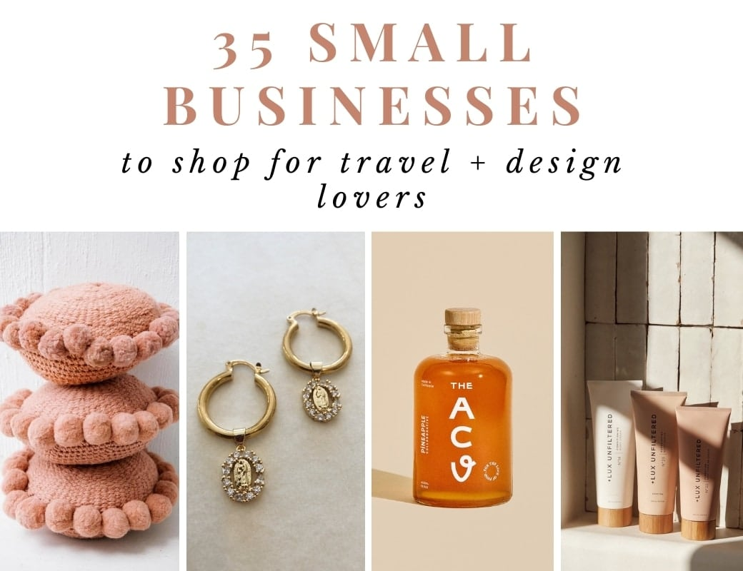 35 small businesses to shop for the holidays