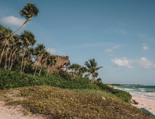 Papaya Playa Project in Tulum - how to get from Cancun to Tulum