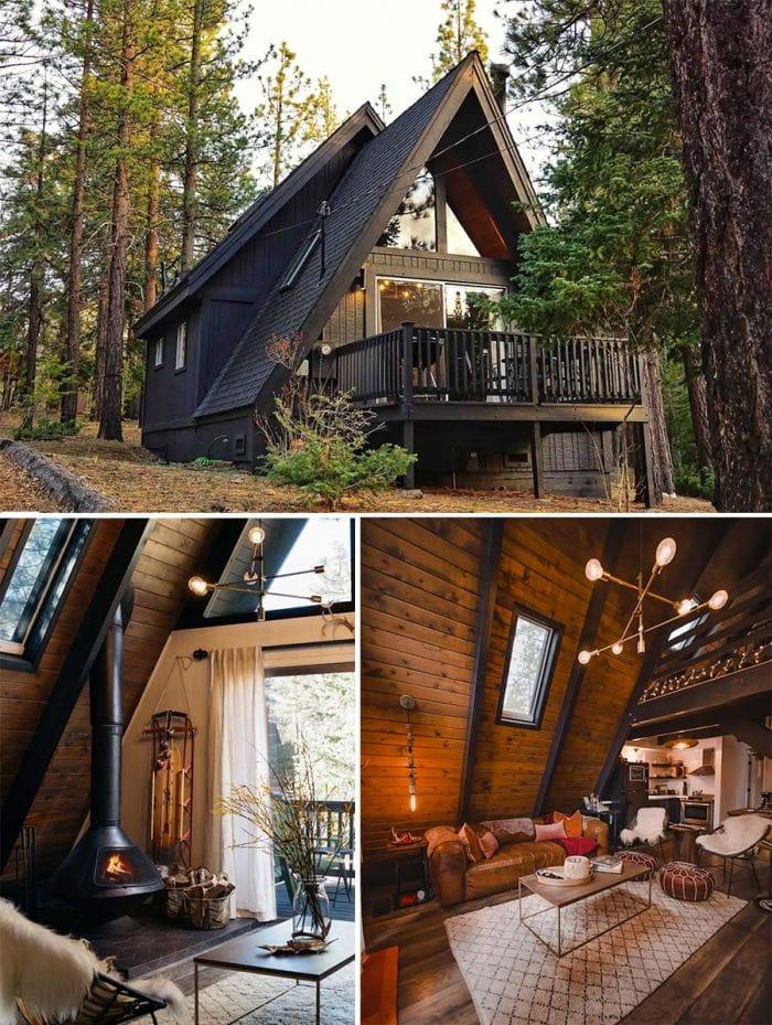Big Bear Lake Airbnb cabin