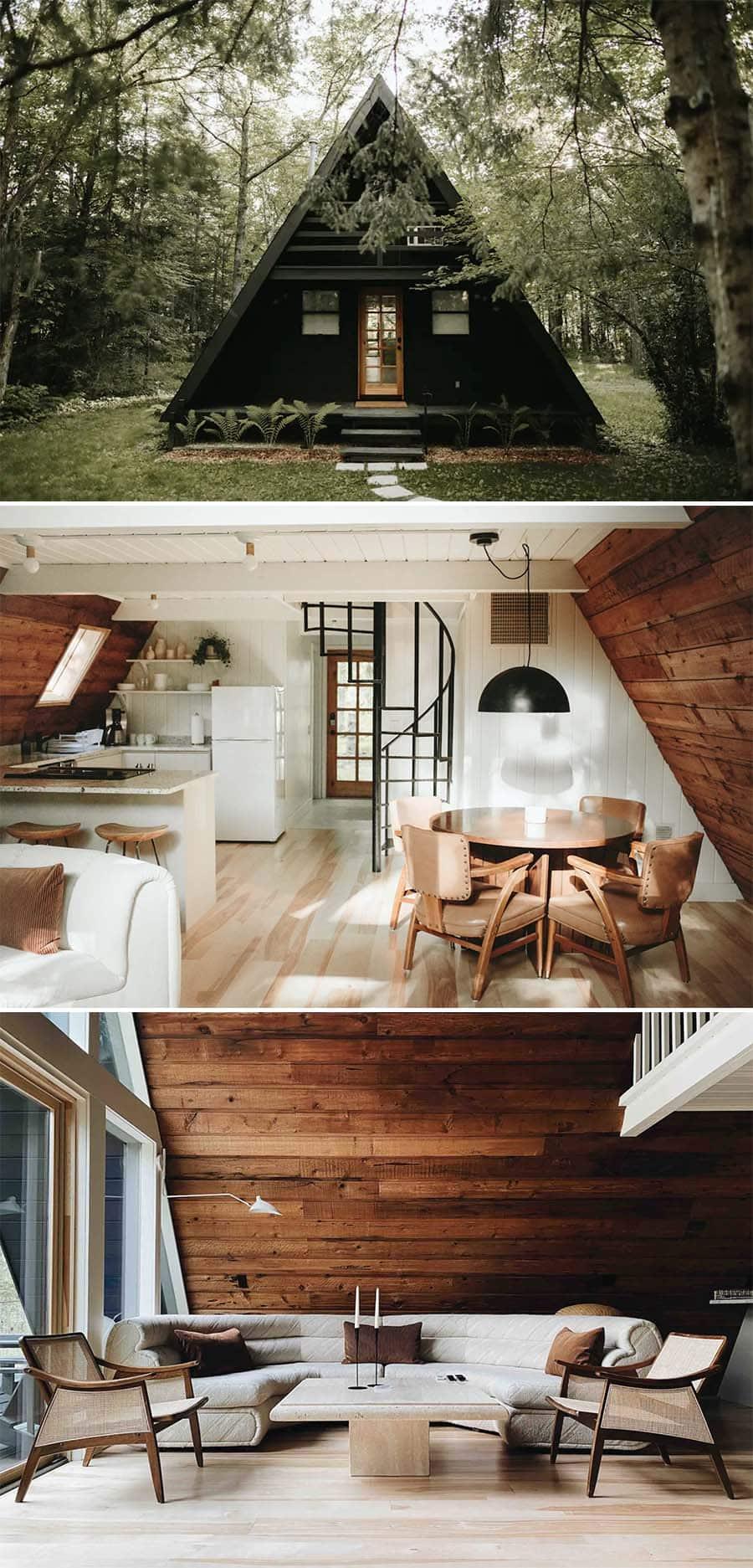 Lilla Norr cozy Airbnb cabin Aframe