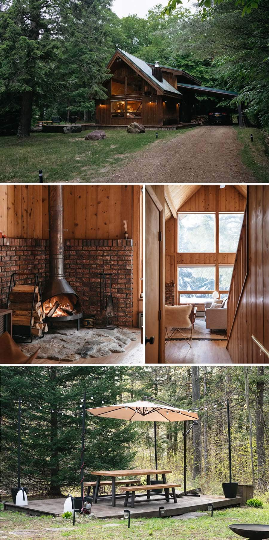 Modern Vermont Farmhouse - cabin Airbnbs for rent