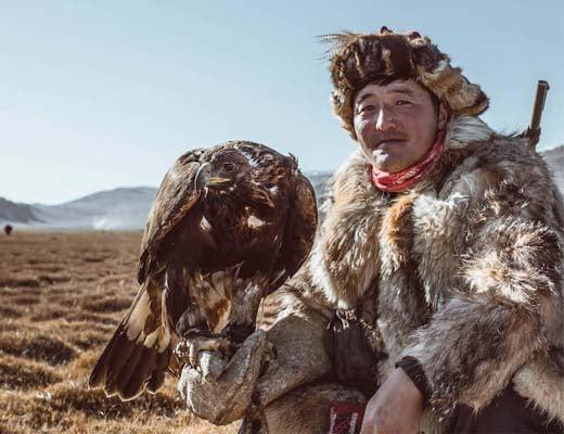 Eagle Hunters -Mongolia Itinerary