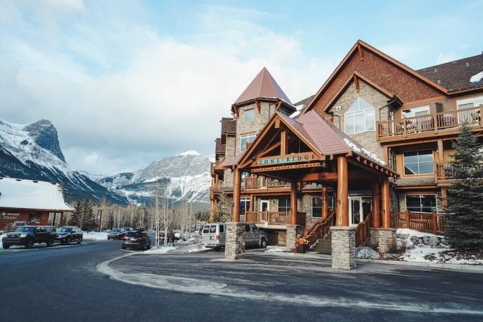 Stoneridge Mountain Resort in Canmore, Canada - where to stay in Banff