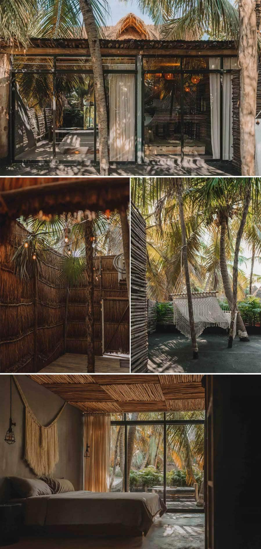 Best Airbnbs in Tulum - jungle vibes home rental