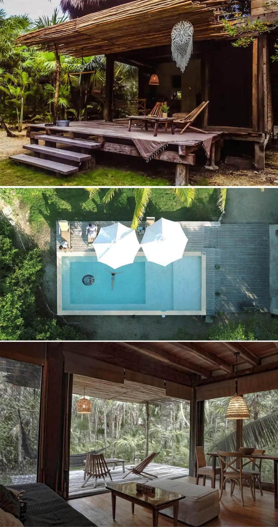 Vida Silvestre Airbnb in Tulum