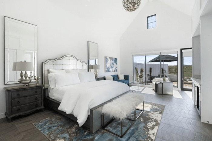 The New Inn villa interior, Temecula