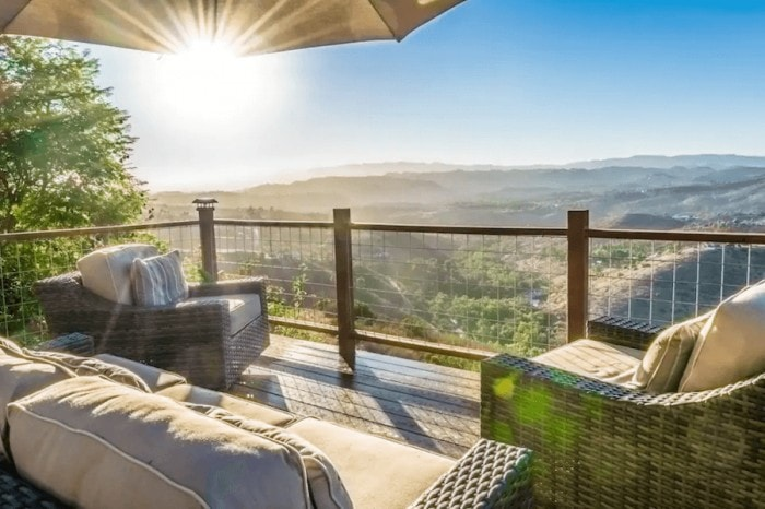 Best Airbnb in Temecula with beautiful views