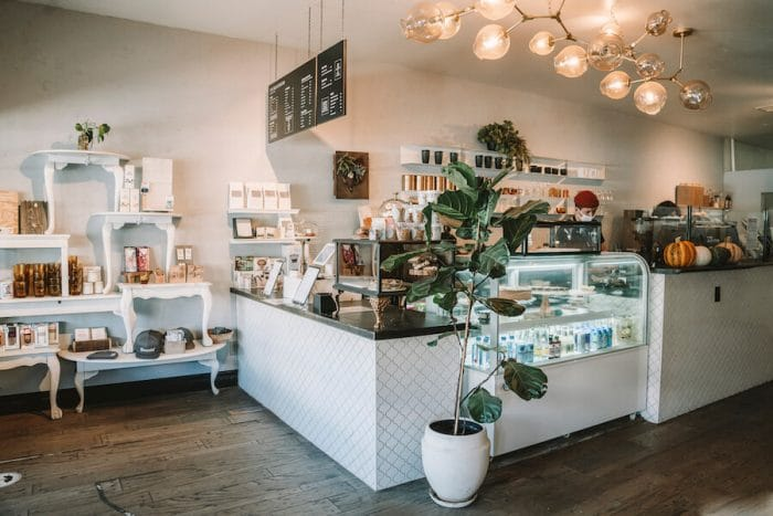 The Press Espresso coffee shop in Old Town Temecula