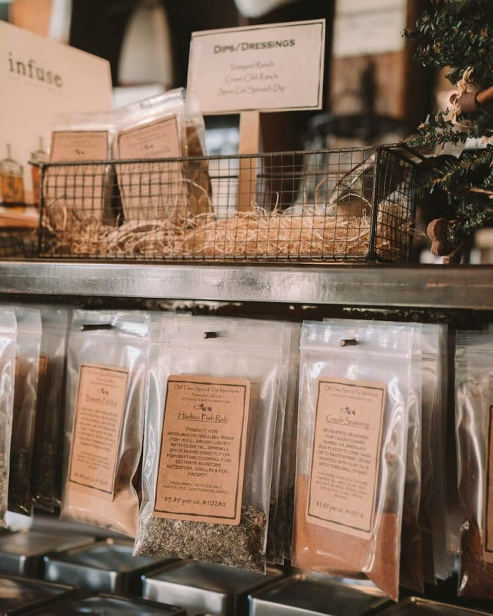 Old Town Spice and Tea Merchants Temecula