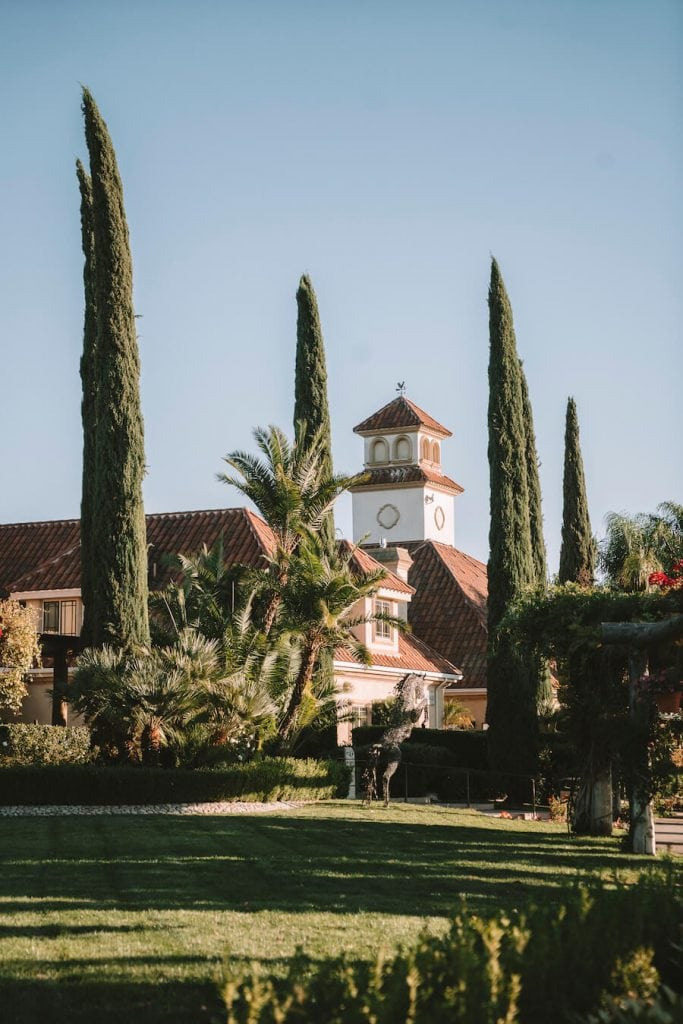 South Coast Winery in Temecula