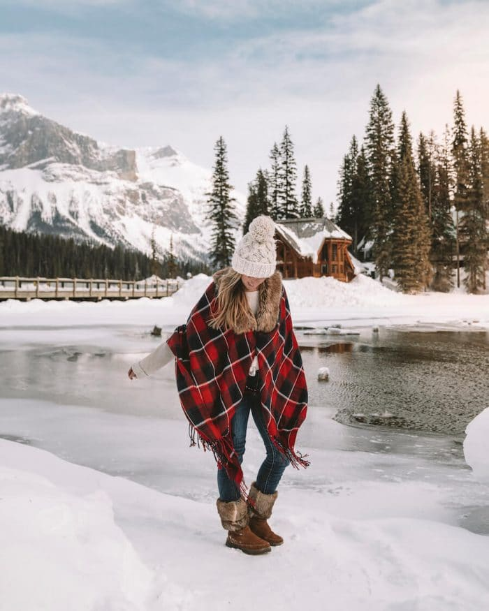 What To Pack For a Winter Trip - Banff