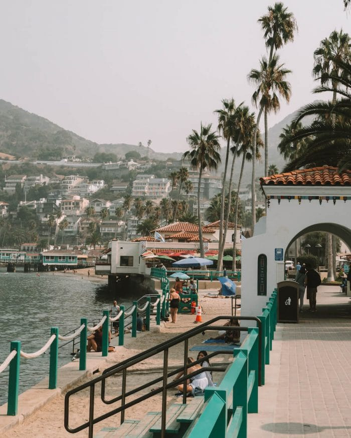What to do in Catalina - St Catherine Way in Avalon