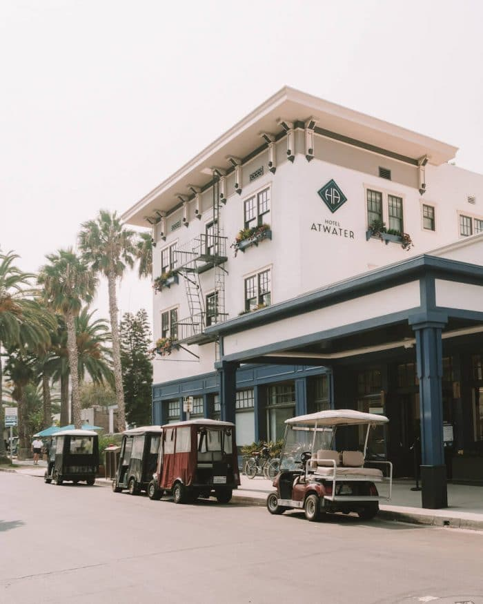 Hotel Atwater in Catalina