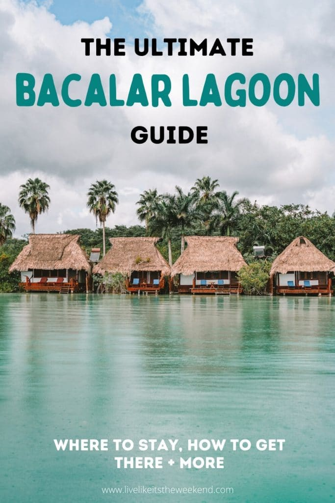 Bacalar Lagoon guide pin cover